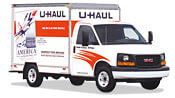 10' UHaul Moving Trucks